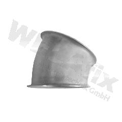 Bogen-GABE-NW080-30°-verzinkt-gepresst