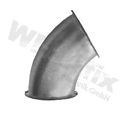Bogen-GABE-NW080-60°-verzinkt-gepresst