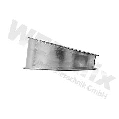 Bogen-GABE-NW080-15°-verzinkt-gepresst