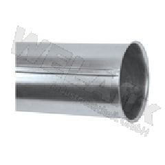 Rohr Gapi NW100-0.5m-verzinkt-gefalzt